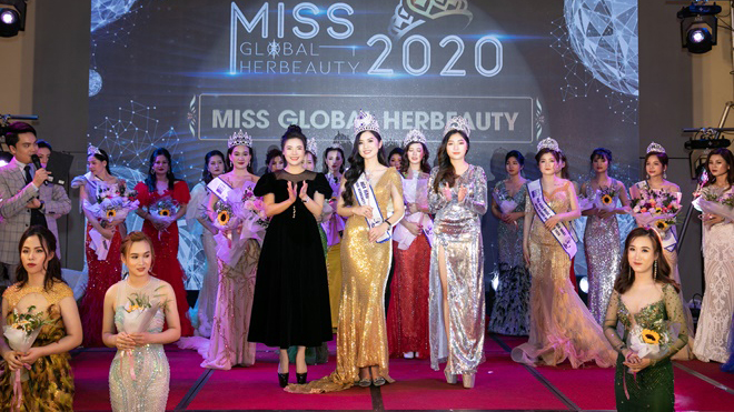 Miss Global Herbeauty 2020